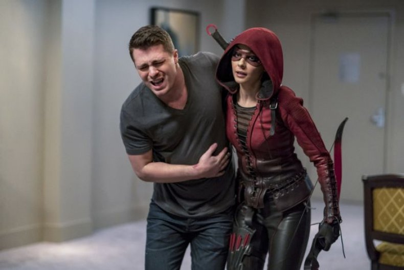 arrow season 6 episode 15 colton haynes roy