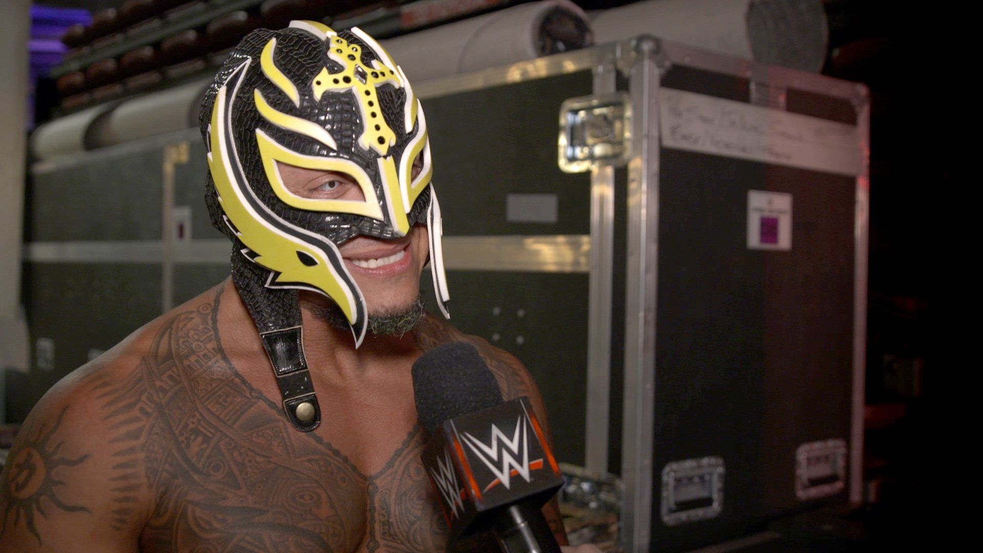 Backstage Update On John Cena's WrestleMania Opponent, Rey Mysterio Signing With WWE