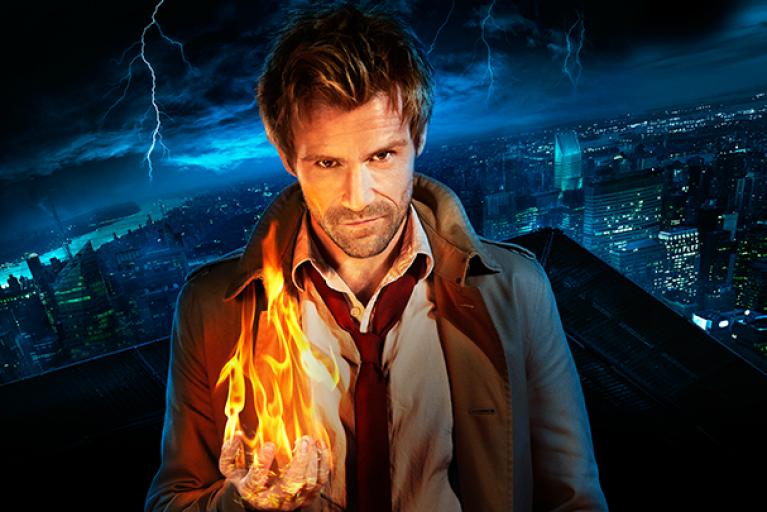 New Constantine Series Releases Ahead of Matt Ryan's