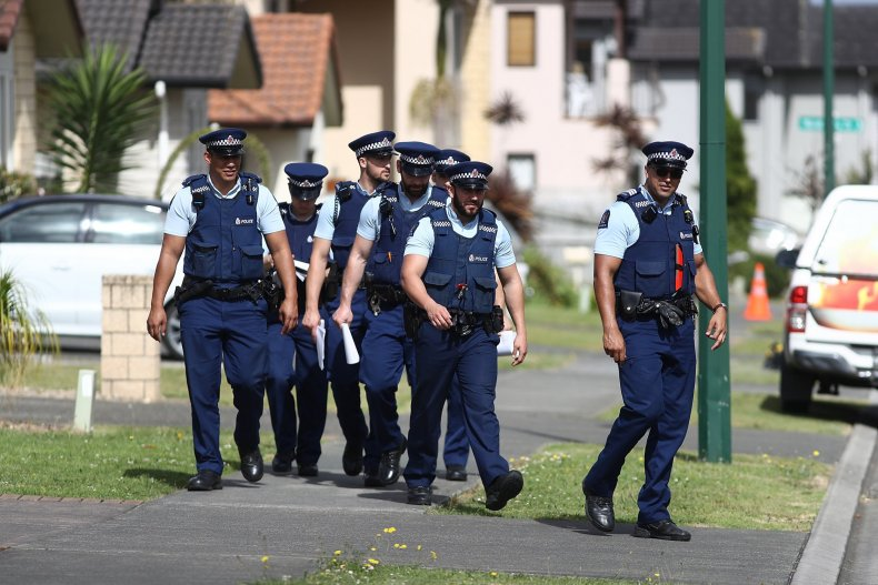 GettyImages-630366910 New Zealand Police