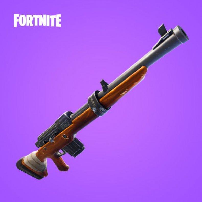 Fortnite Hunting Rifle