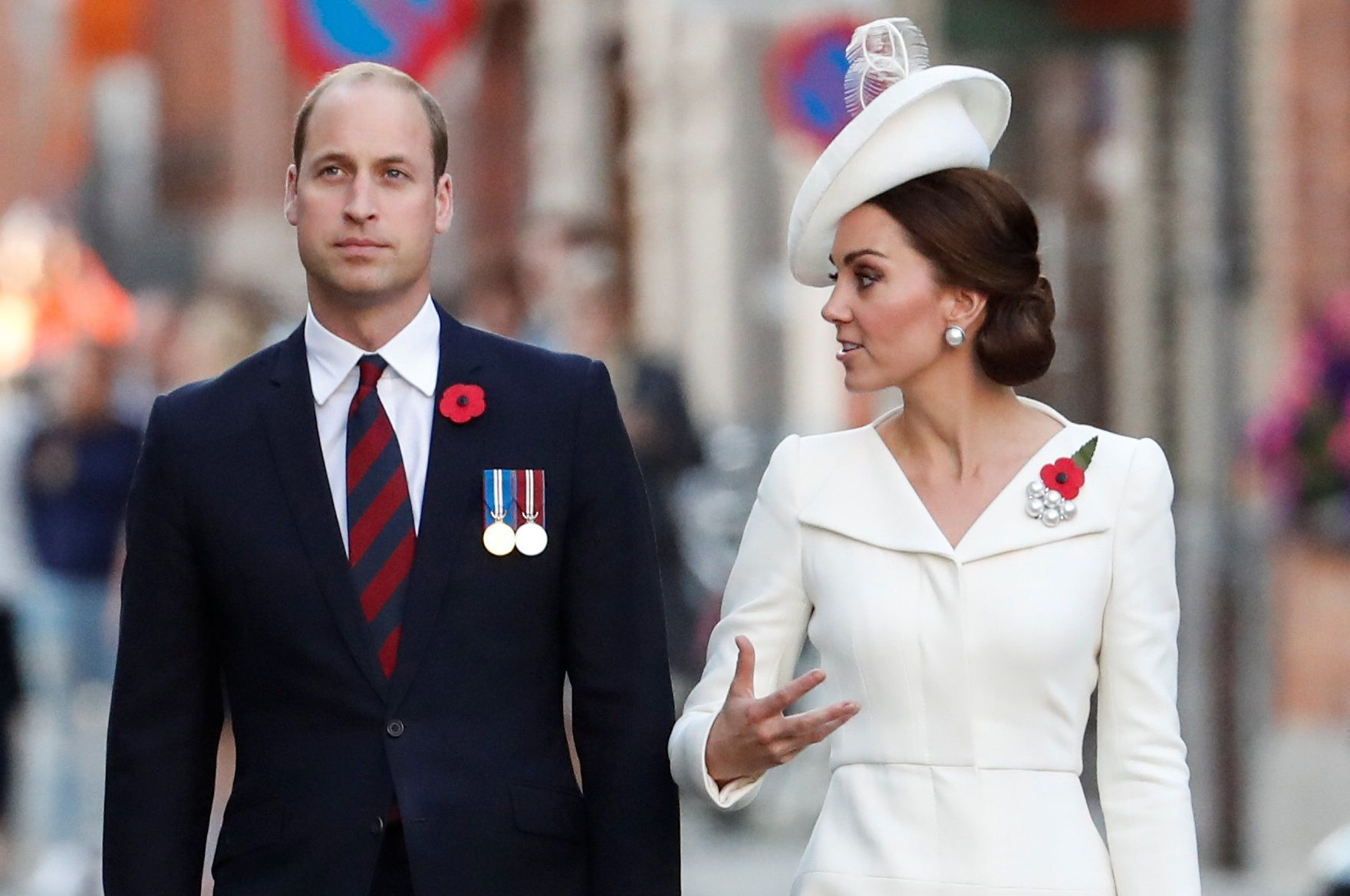 Prince William To Make British Royal Family's First ...