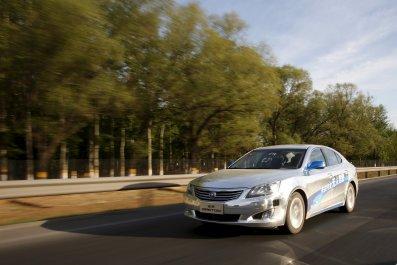 self-driving cars china driverless
