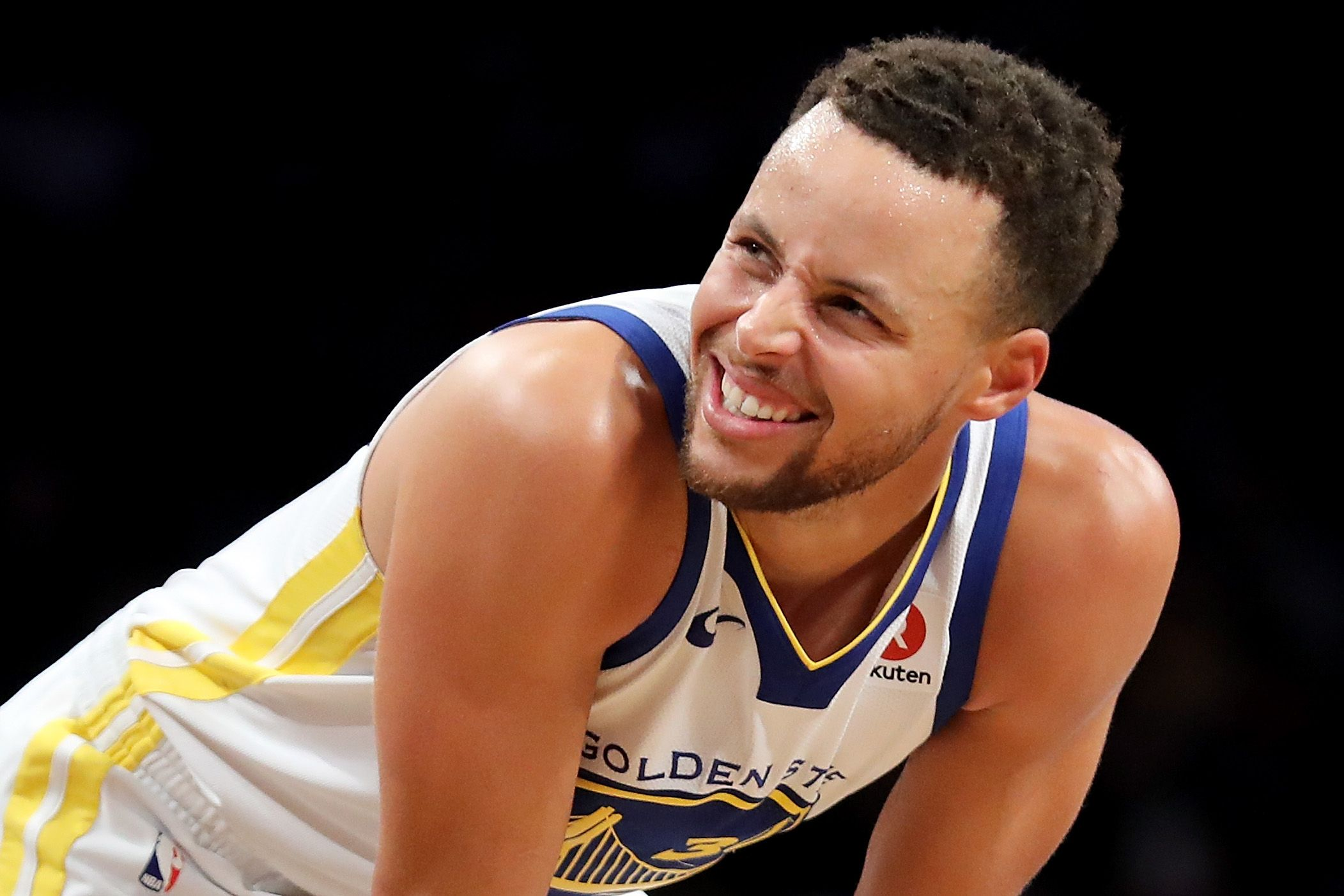 Steph Curry Admits the Rockets Remind of Him of a Young ...