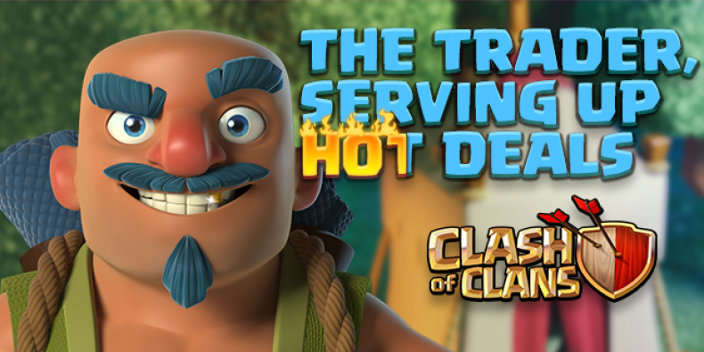 Clash Of Clans Trader