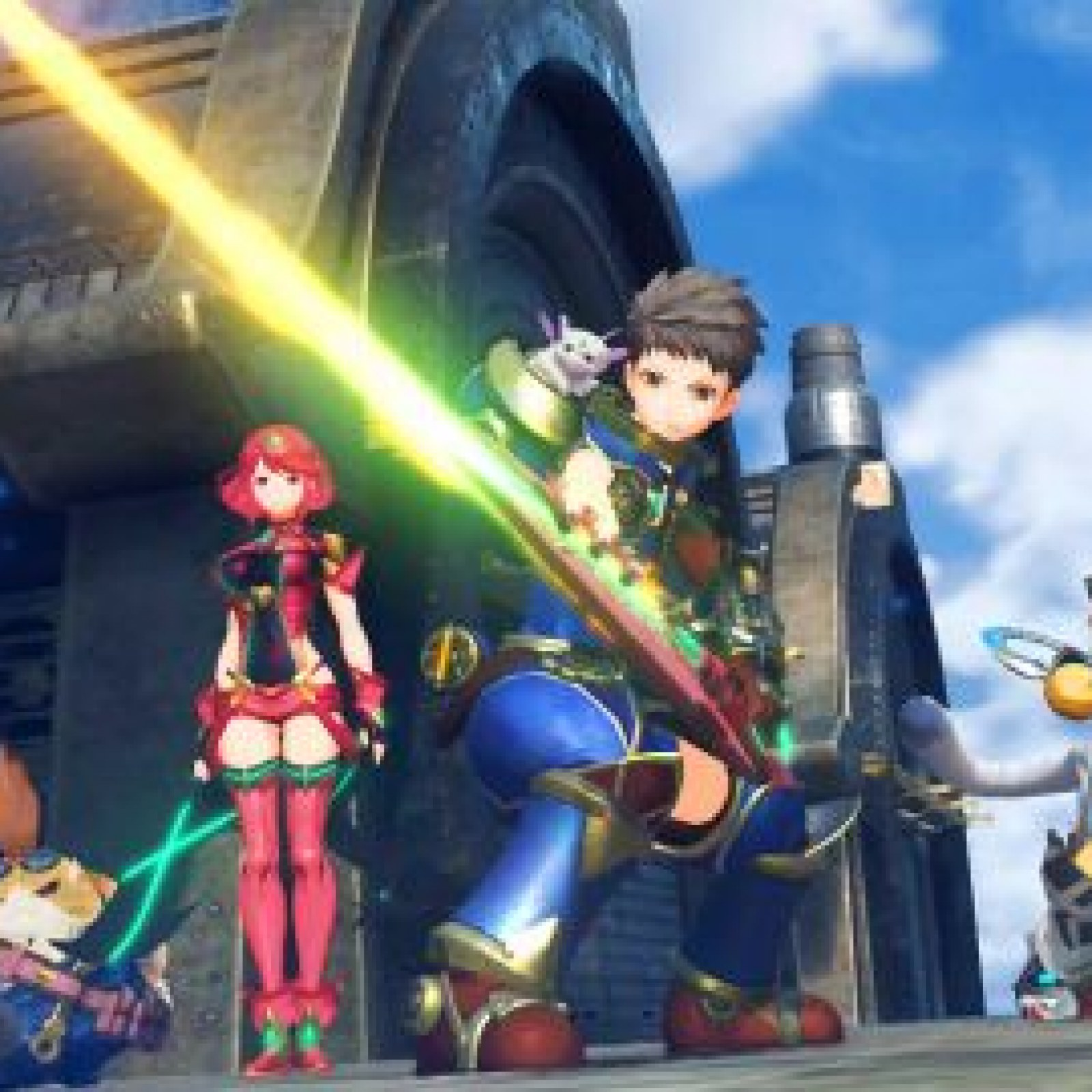 Nintendo eShop Update March 29: 'Xenoblade Chronicles 2' DLC