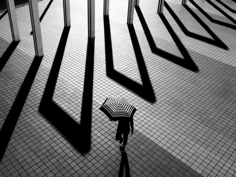 Mobile-Laurence Bouchard-Stepping Out of the Shadows