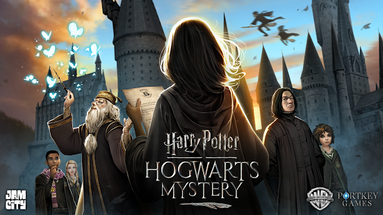 harry, potter, hogwarts, mystery, pre, register, trailer, new, game, gameplay, ios, android