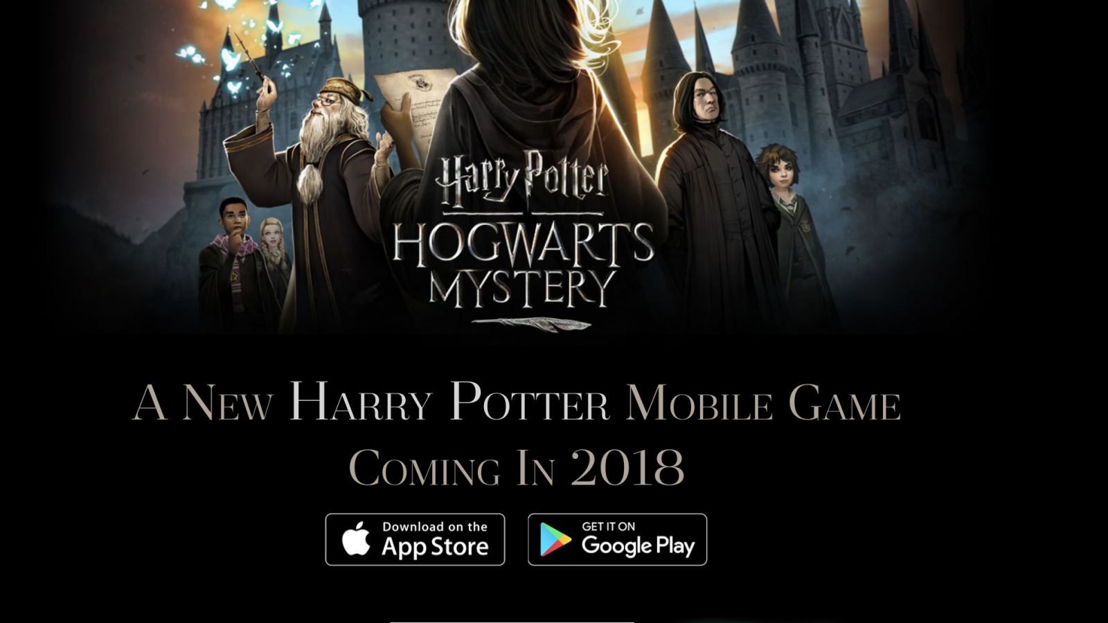Harry Potter Hogwarts Mystery Gets A New Gameplay Trailer