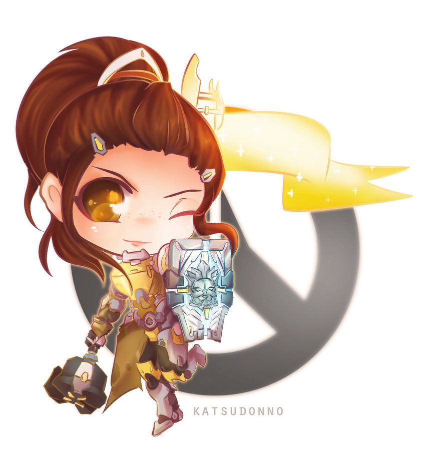Overwatch Brigitte Cosplay And Fanart Everyone Loves A