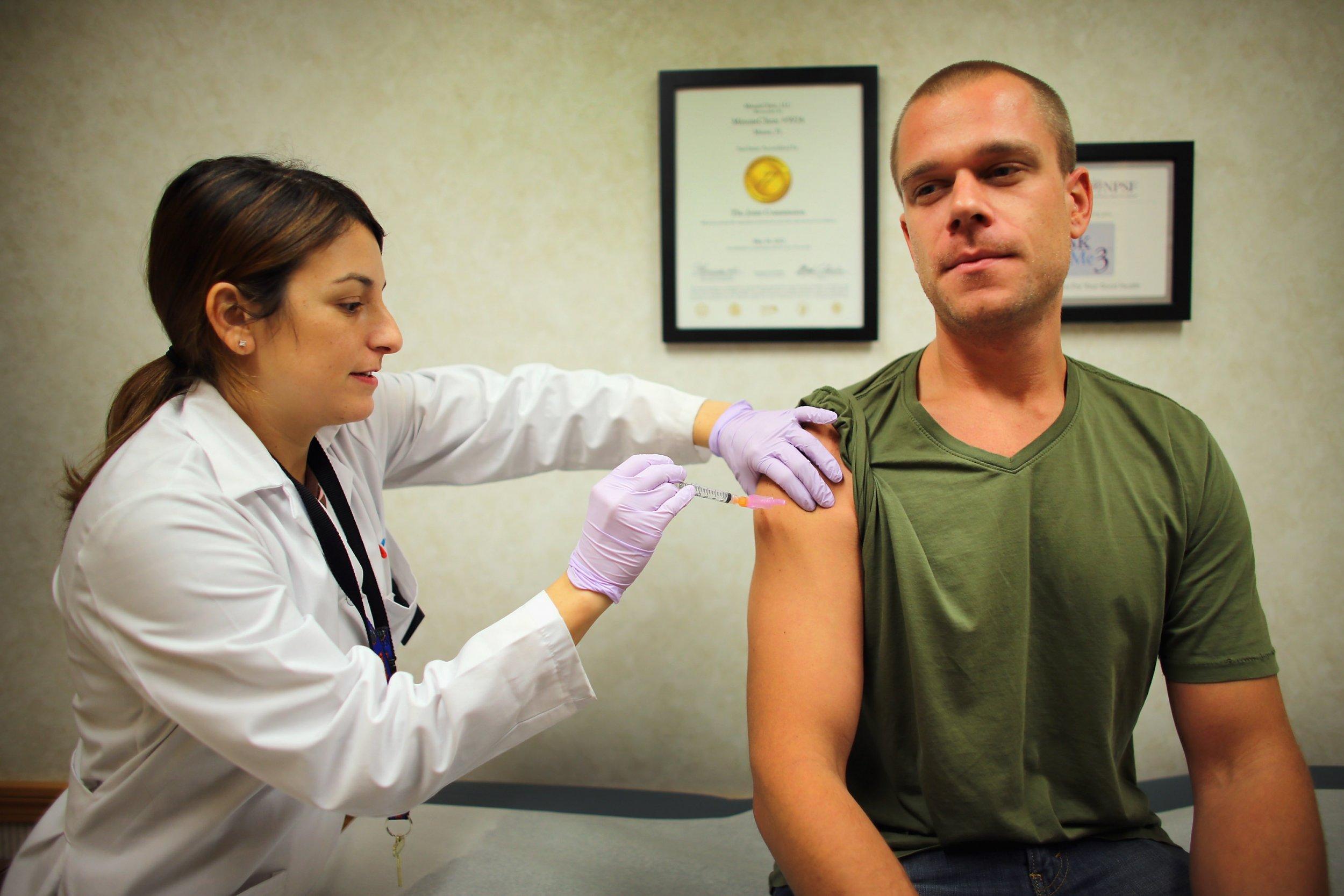 cvs flu shot florida