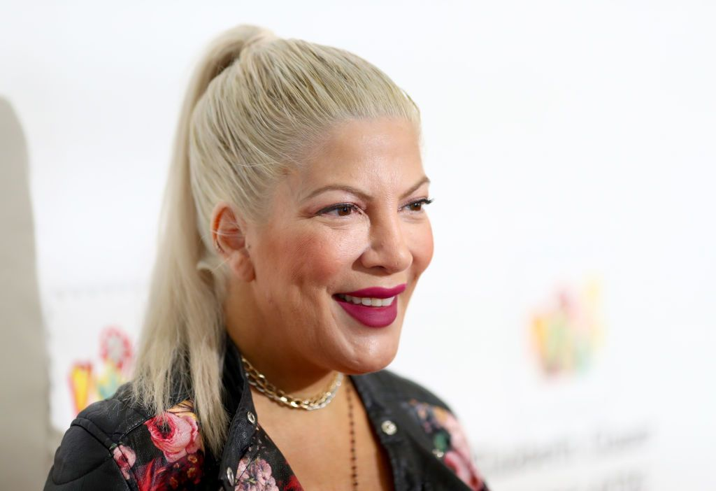 Tori Spelling Visited by LAPD After Mysterious ...