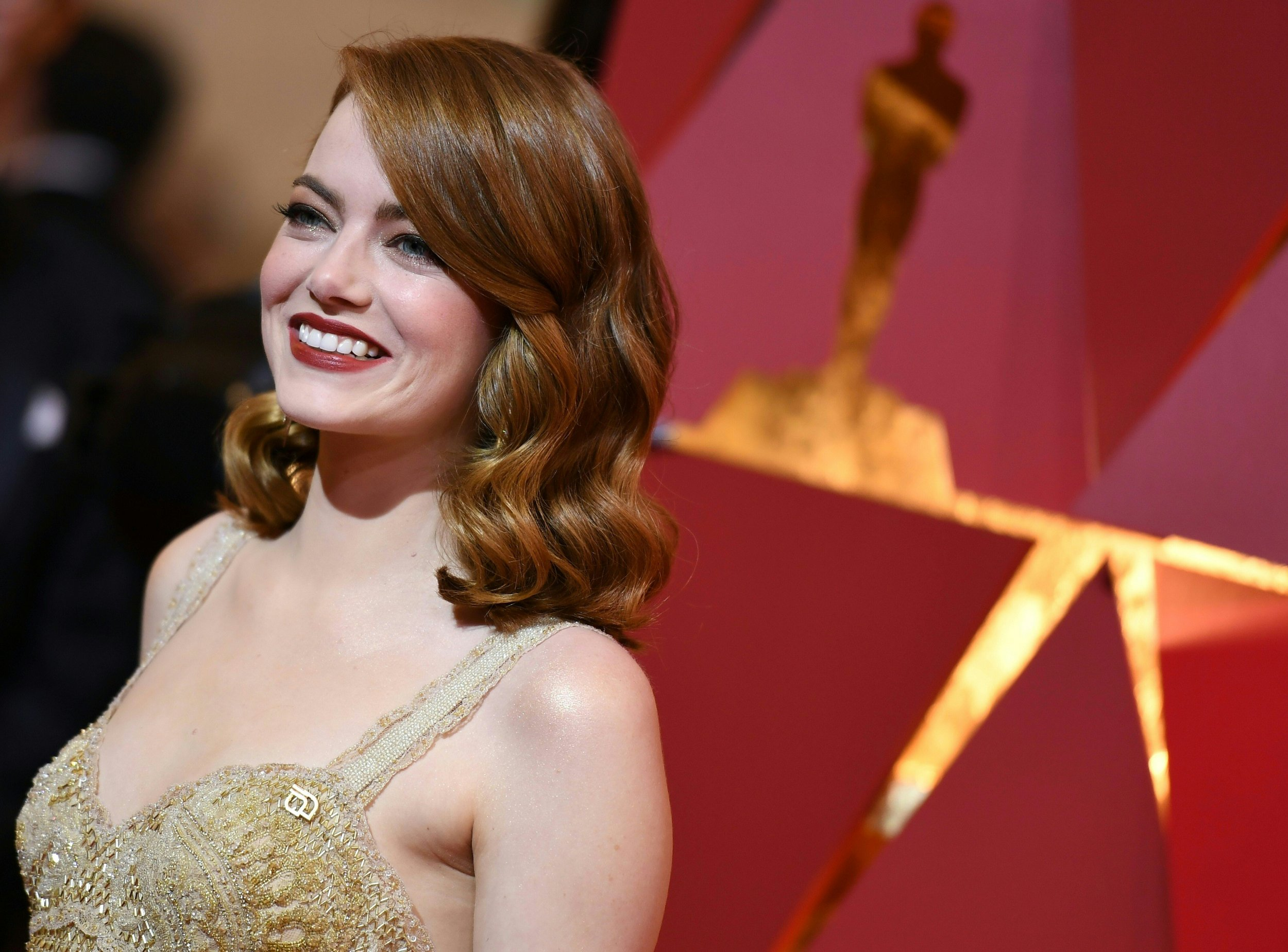 Oscars 2017, Emma Stone