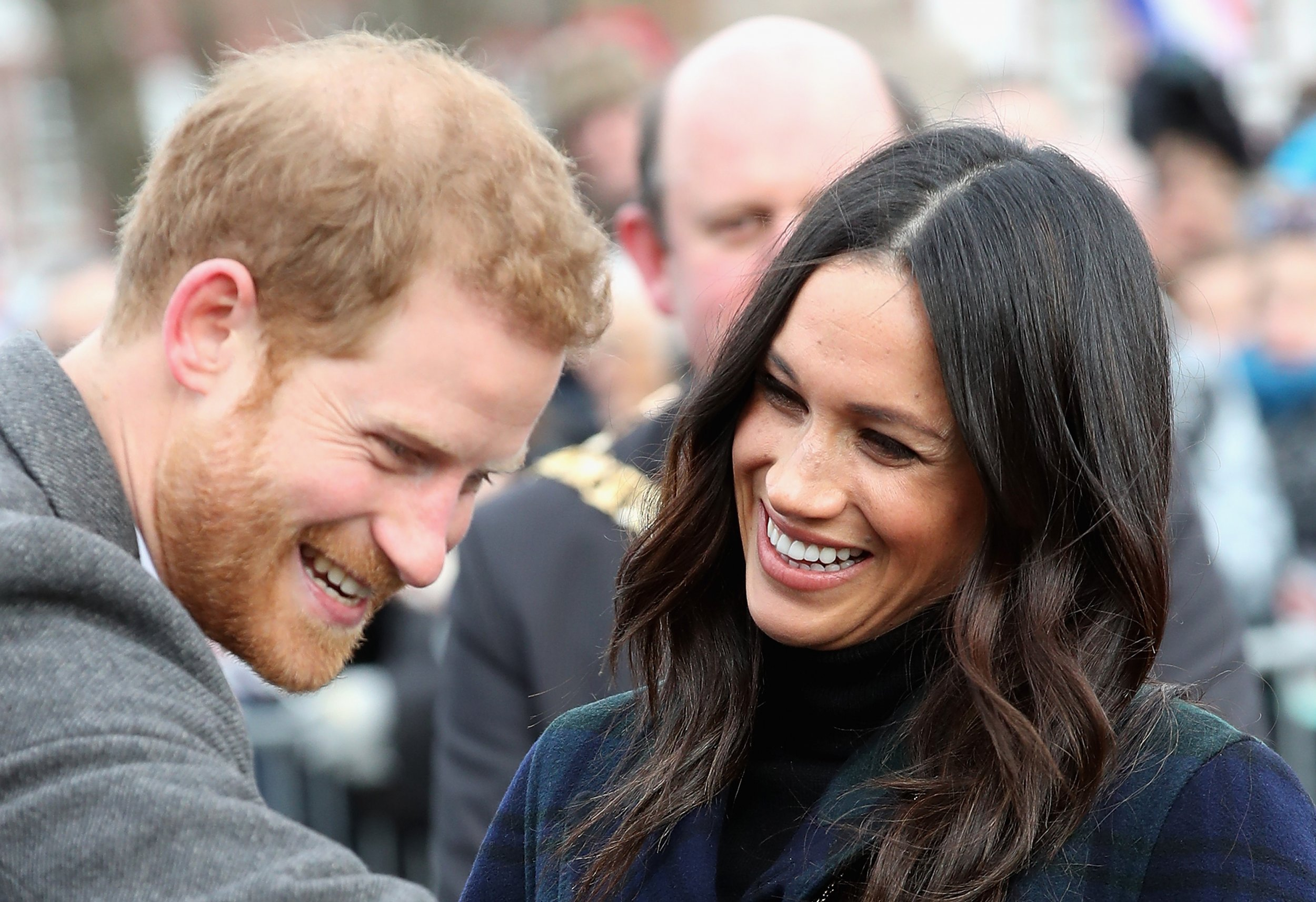 Prince Harry and Meghan Markle reveal new wedding details