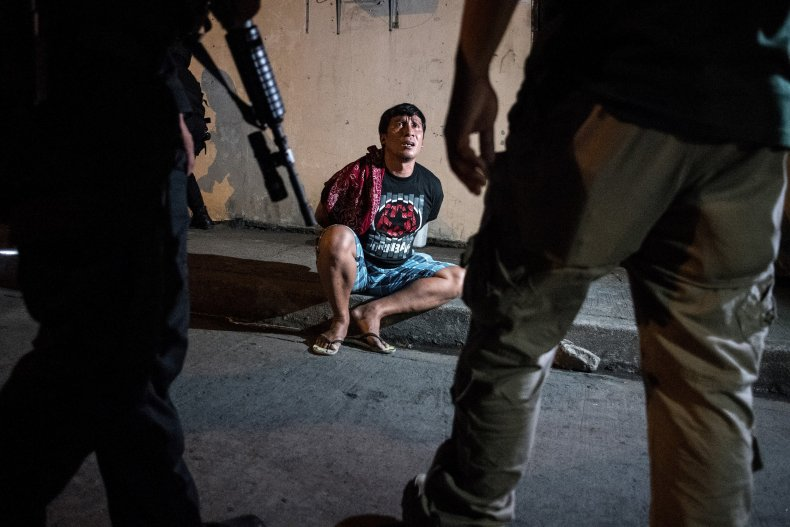 GettyImages-925146656 Philippine War on Drugs