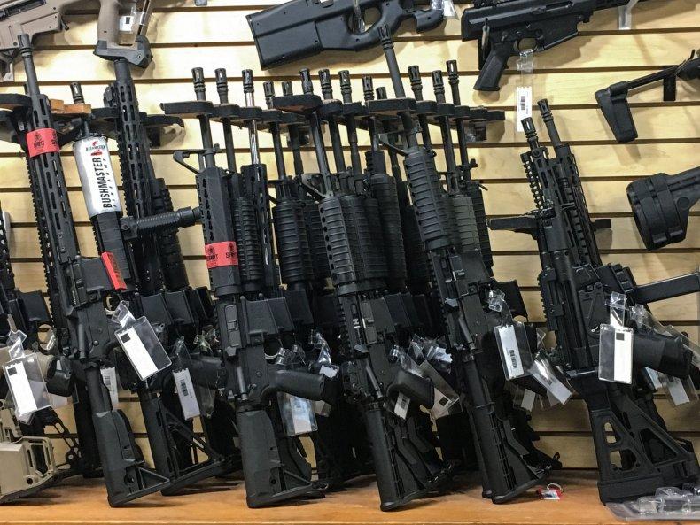 GettyImages-857644240 Guns for sale Las Vegas