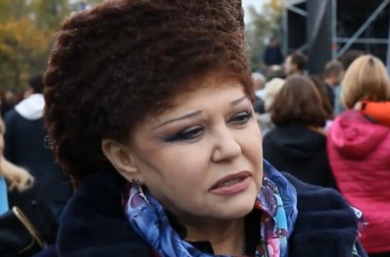 Valentina Petrenko Russia