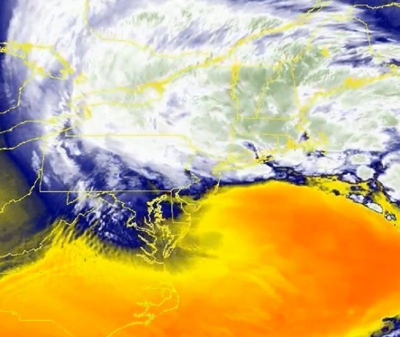 weather bomb Boston