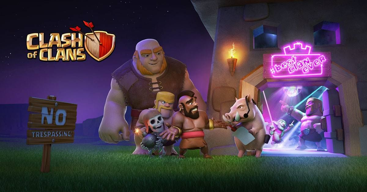 clash of clans builder hall 8 adds new troops in spring 2018 update