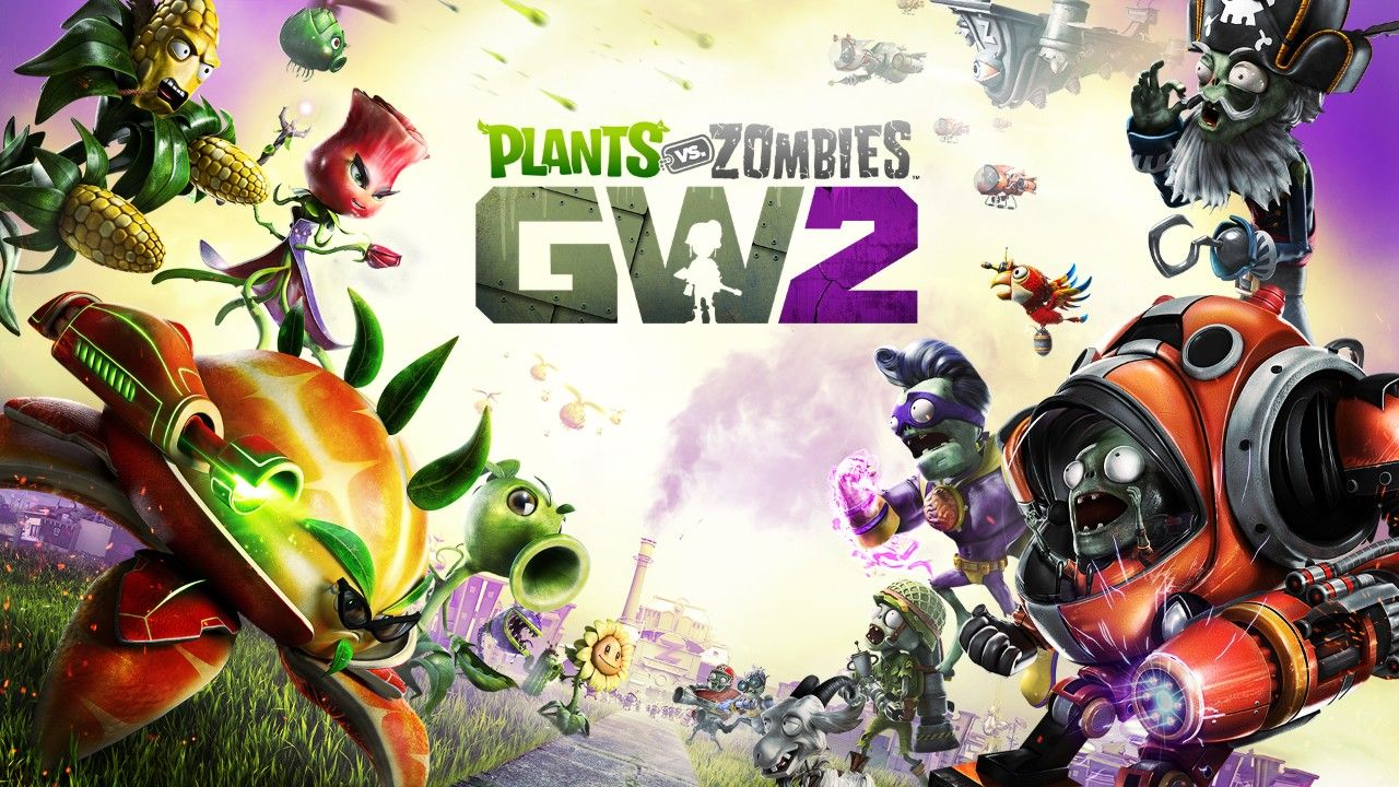 Plants Vs Zombies Garden Warfare 3 Leaked On Amazon