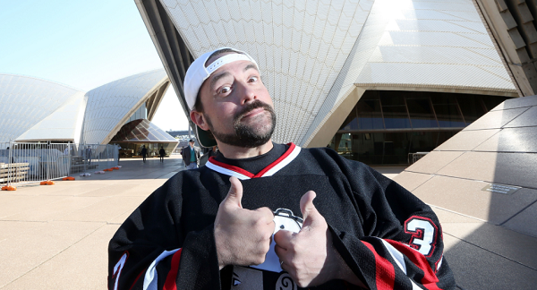 Disney Sends Kevin Smith Get Well Cookie After Heart Attack