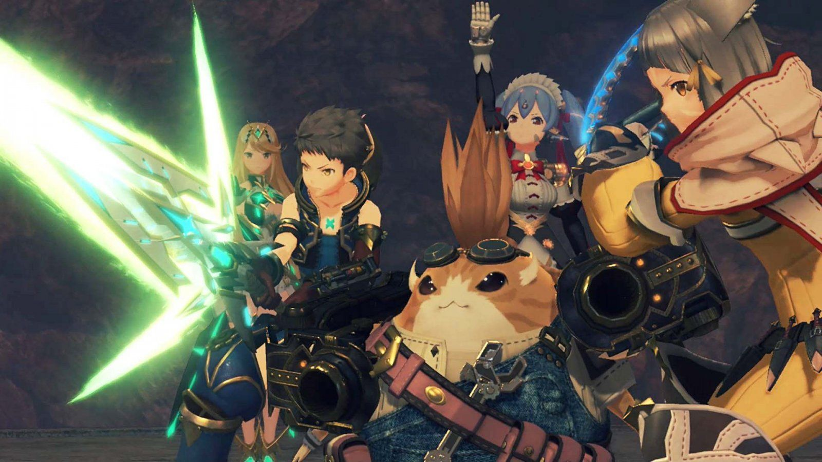 Xenoblade Chronicles 2 Update 1 3 Game Plus Mode And Blade