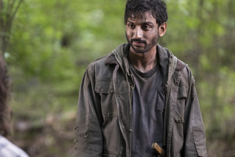 The Walking Siddiq