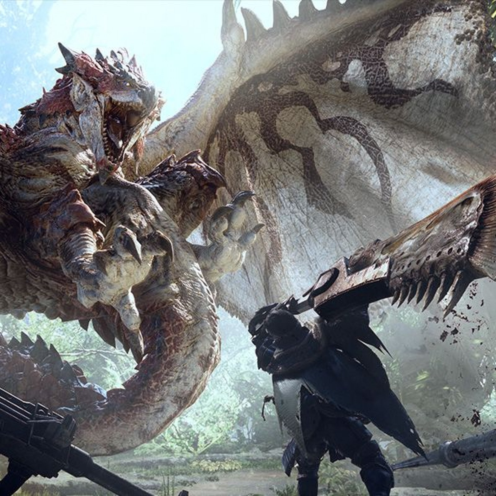 Monster Hunter World Pc Release Date Minimum Requirements