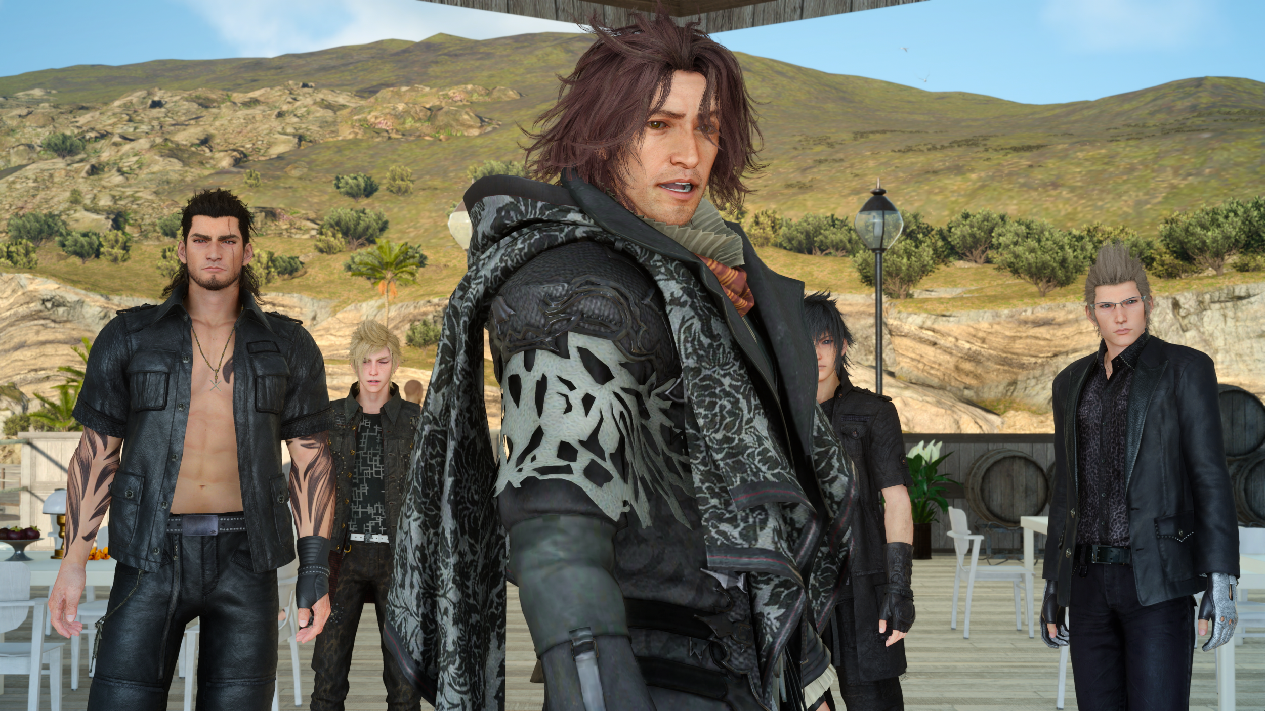 Final Fantasy XV' EXP Guide: Level up Fast Using These