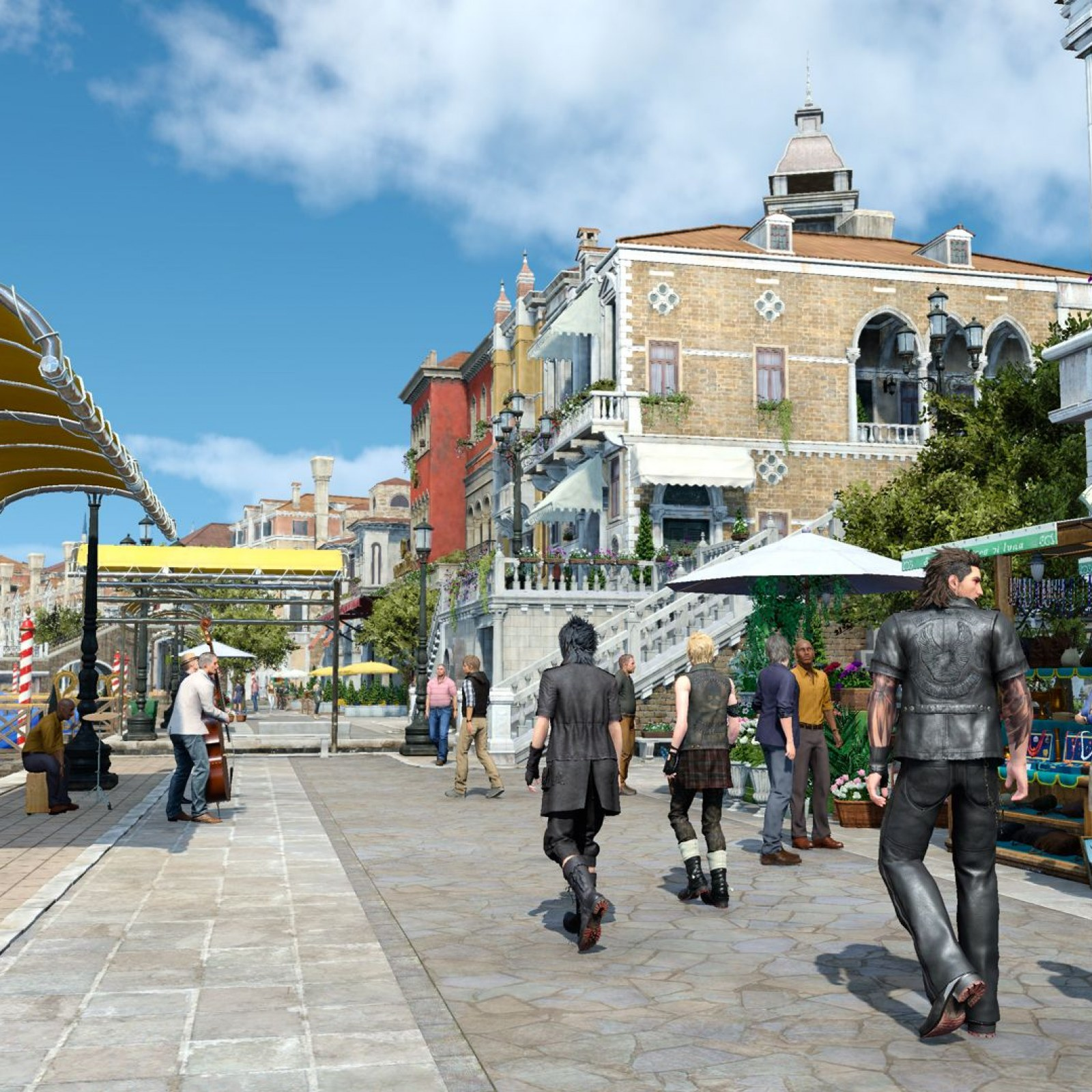 Final Fantasy XV' Windows Edition: Minimum and Recommended PC Specs