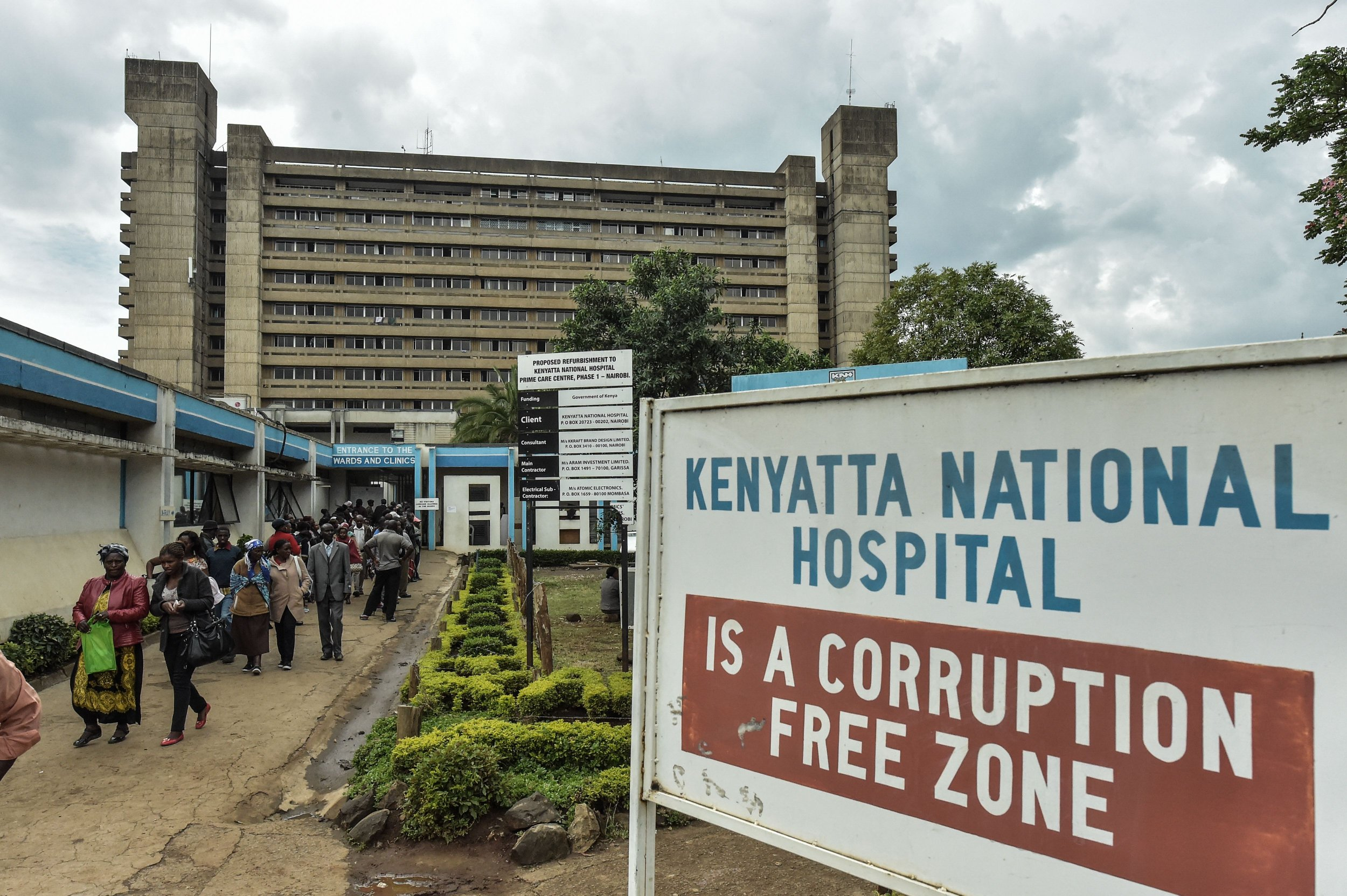 kenyatta-national-hospital