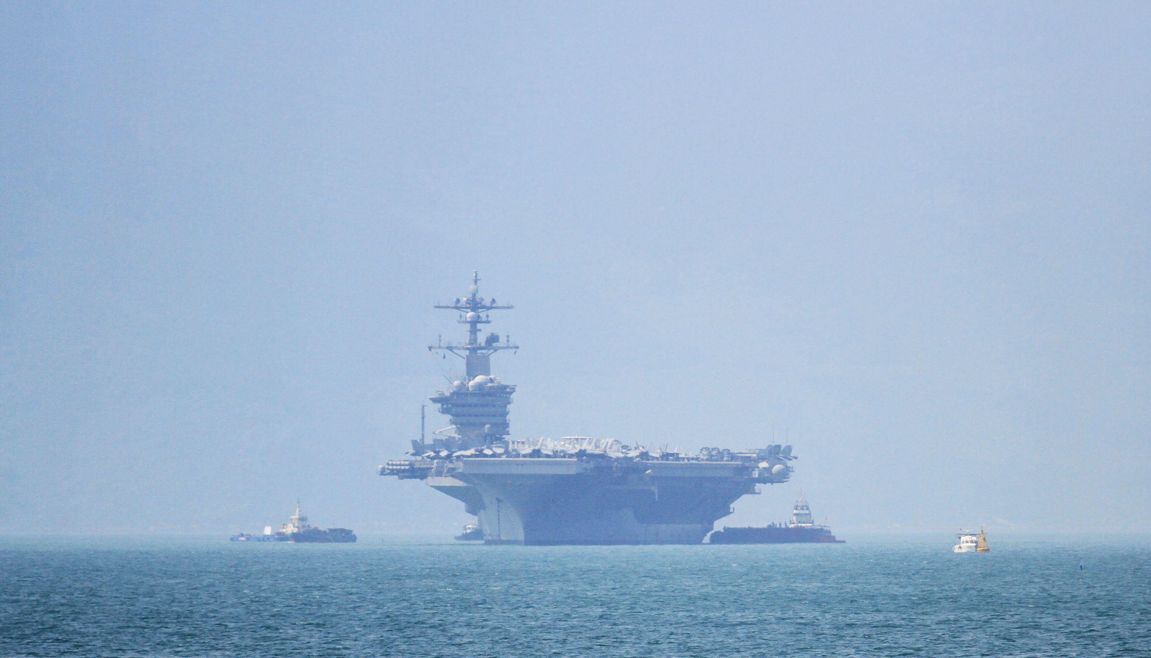 GettyImages-927416784 USS Carl Vinson