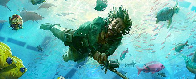 runescape, deep, sea, fishing, guide, magnetic,  minnows, blue, blubber, jellyfish, sailfish, achievements