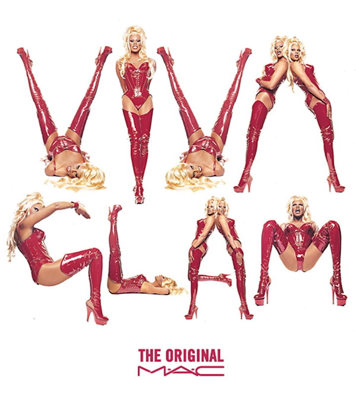 rupaul viva glam 1994