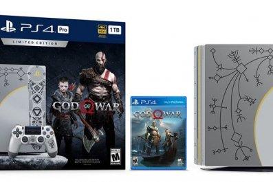 god of war limited edition bundle