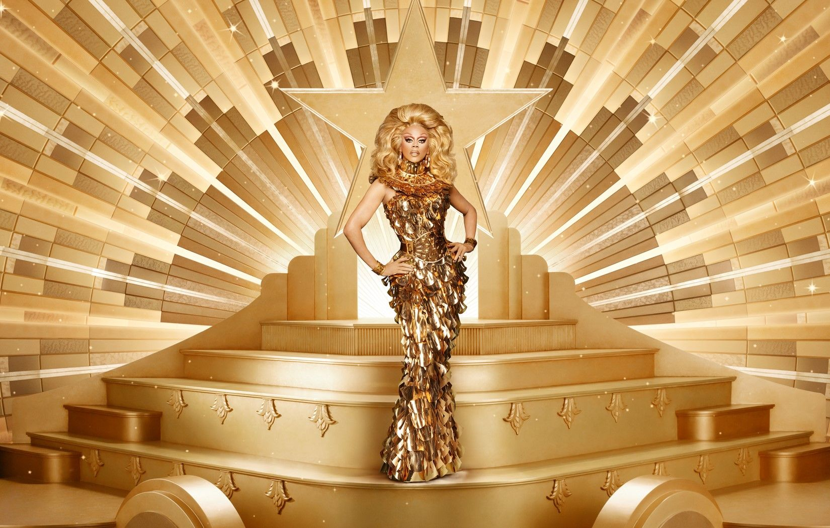 rupaul drag gold