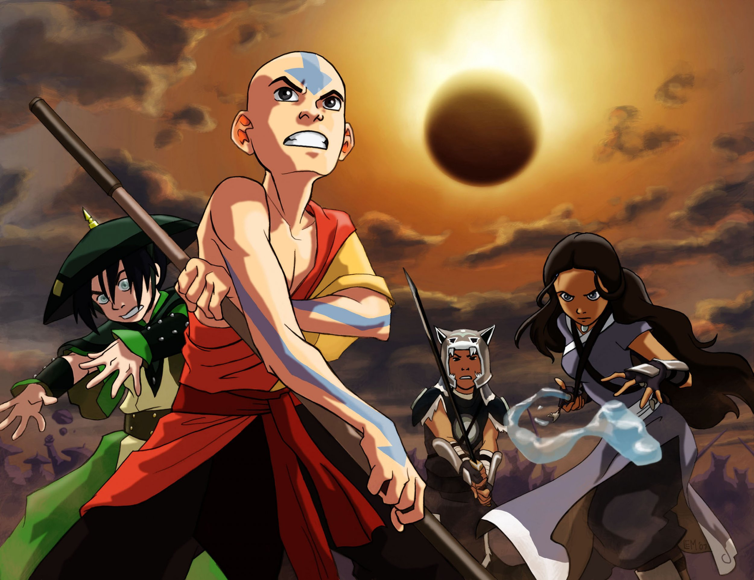 Where To Watch Avatar The Last Airbender Online Netflix Doesn T Have It But Here S Who Does