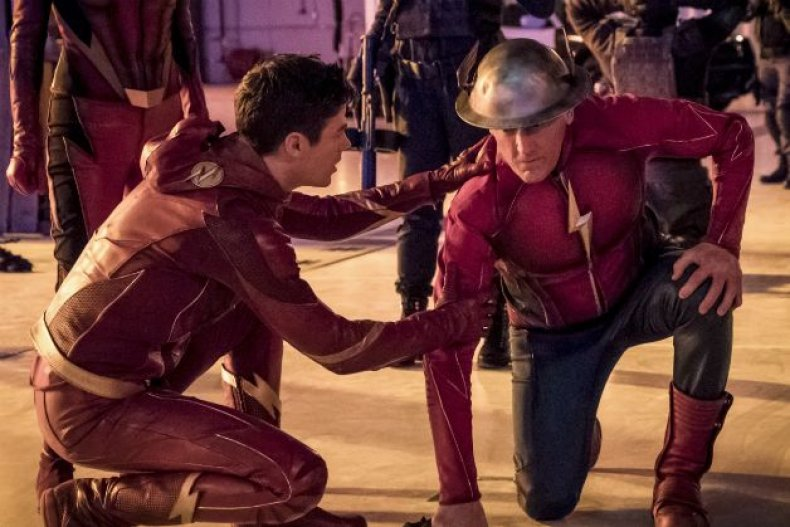 The-Flash flashtime episode 15 recap
