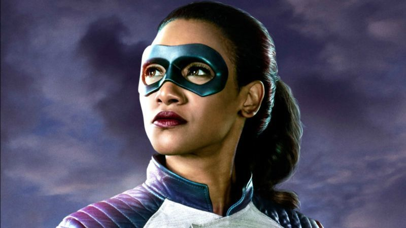 iris west speedster the flash