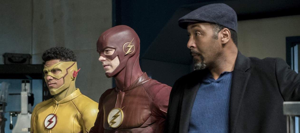 the flash family speedsters
