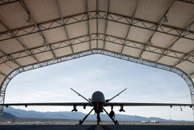 Google Drone AI military DARPA