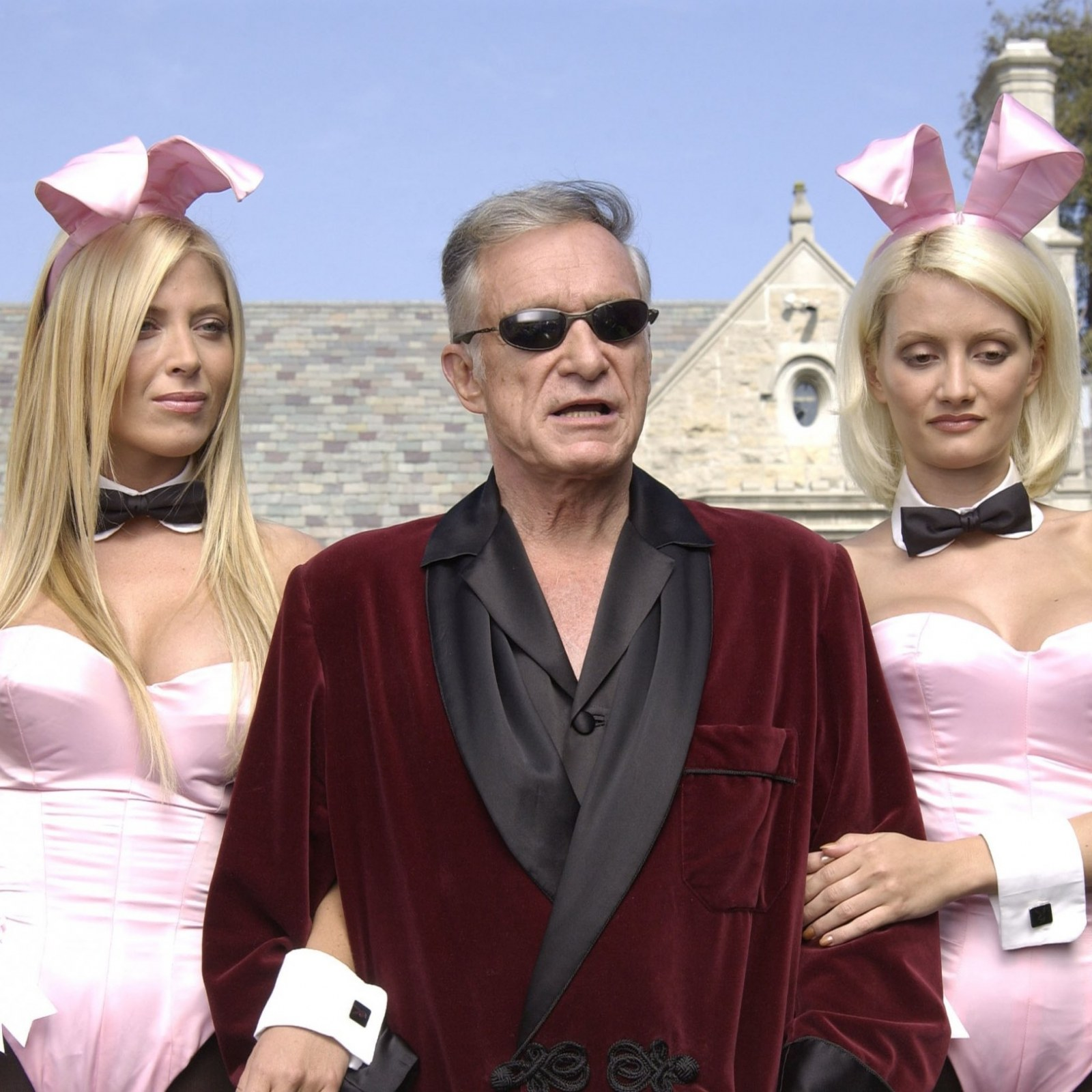 Hugh Hefner S Playboy Mansion Protected From Demolition By New Owners