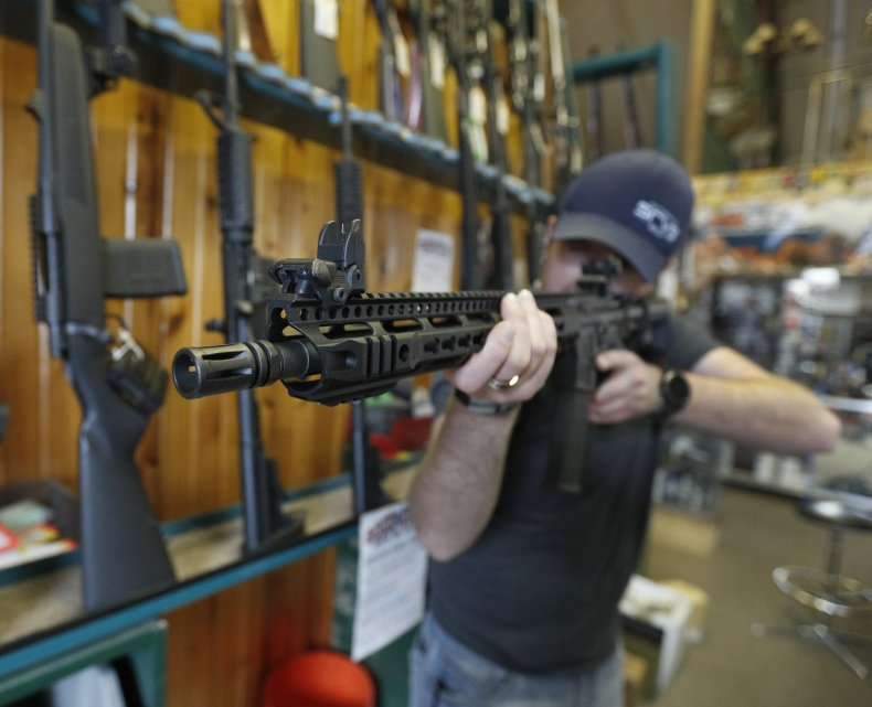 GettyImages-918727720 AR-15 Utah