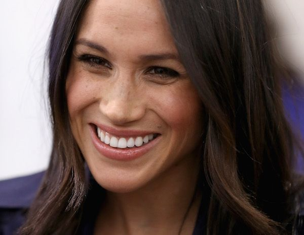 Meghan Markle to be Baptized Before Wedding to Prince Harry