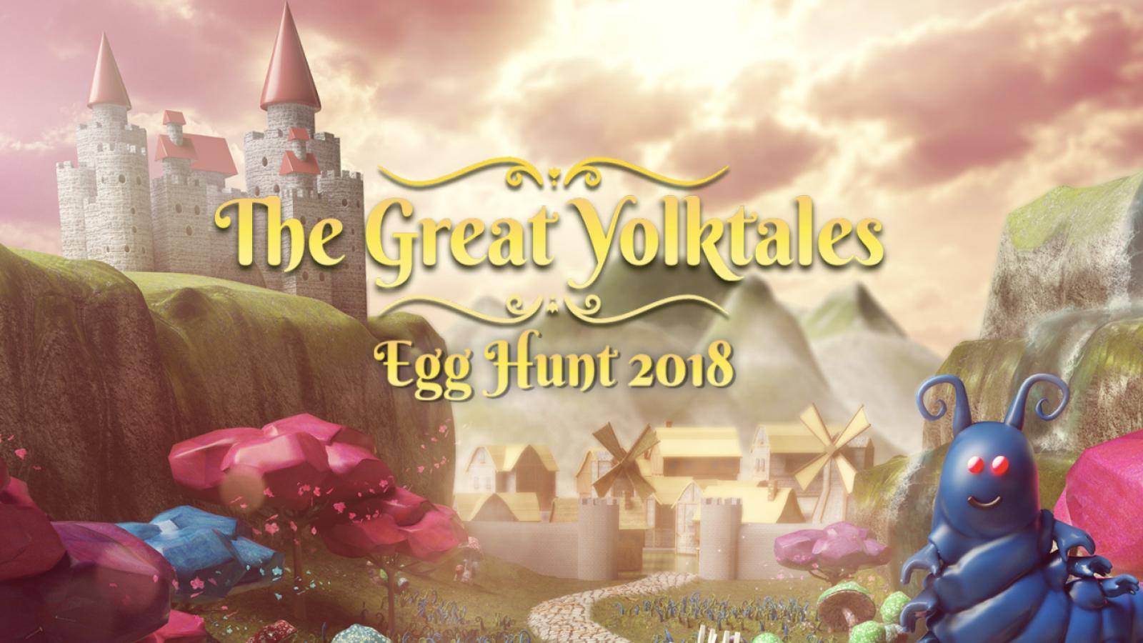Egg Hunt 2018: The Great Yolktales [Official Trailer]