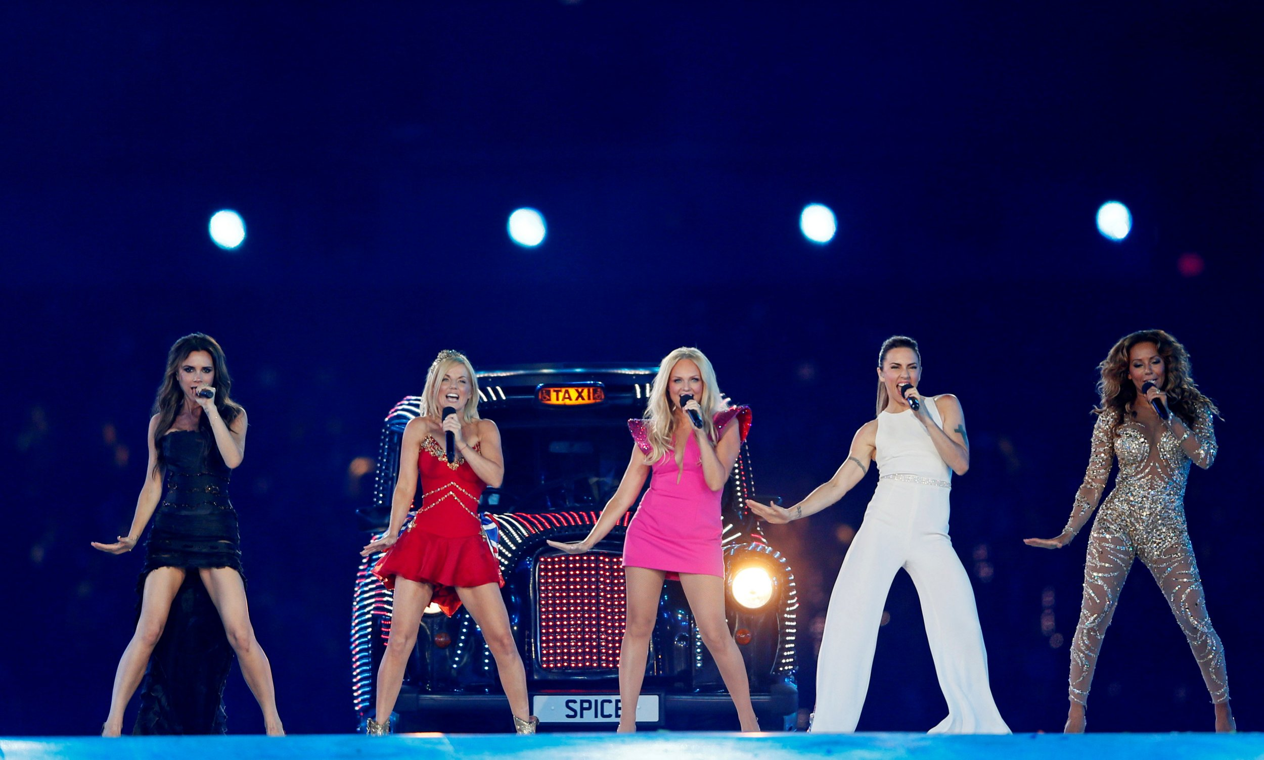 Will the Spice Girls Perform at the Royal Wedding? Mel C ...