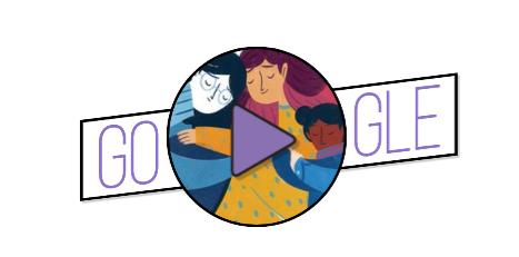 international womens day google doodle