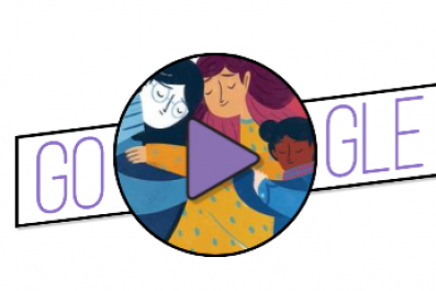 international womens day google doodle