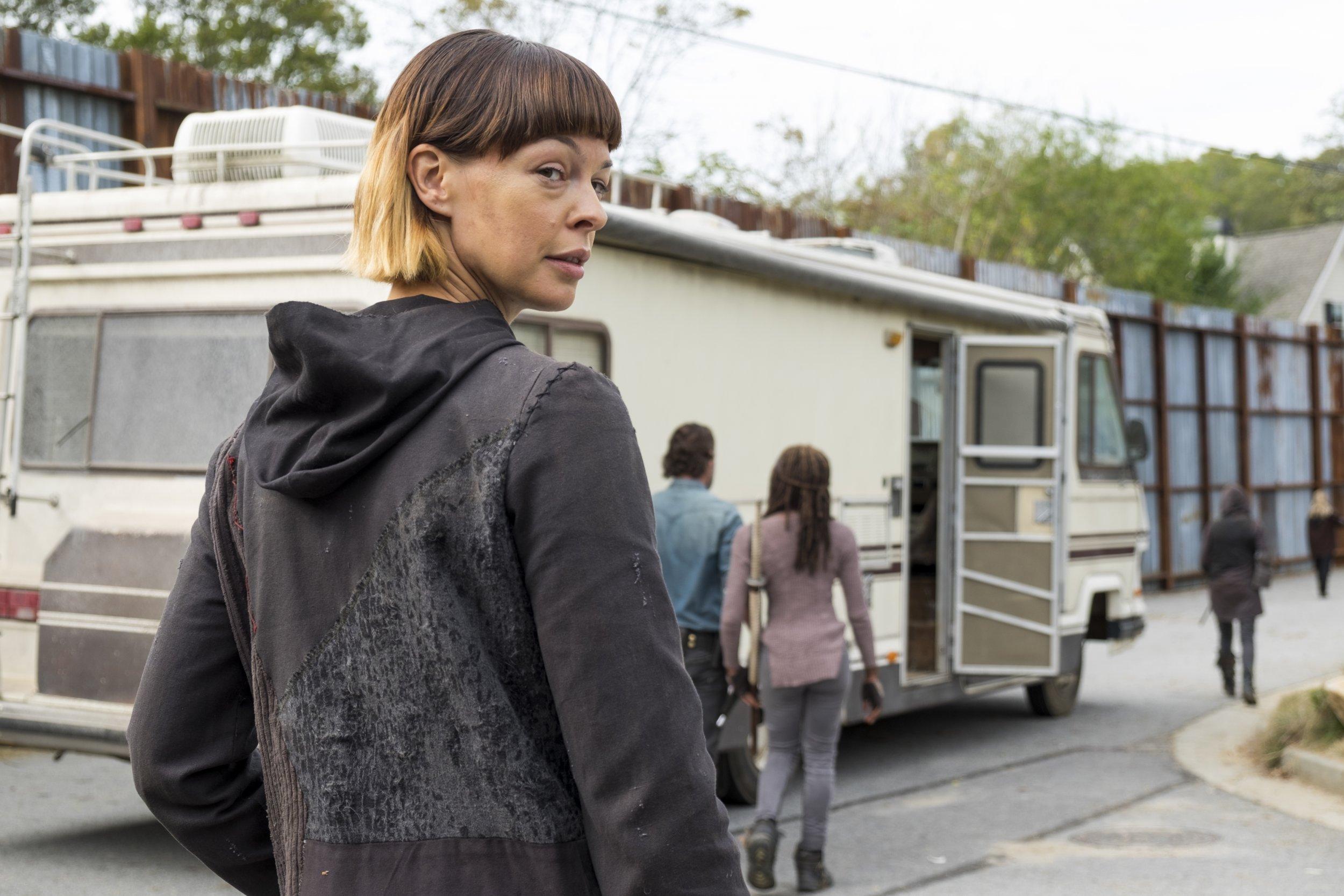 The Walking Dead Jadis