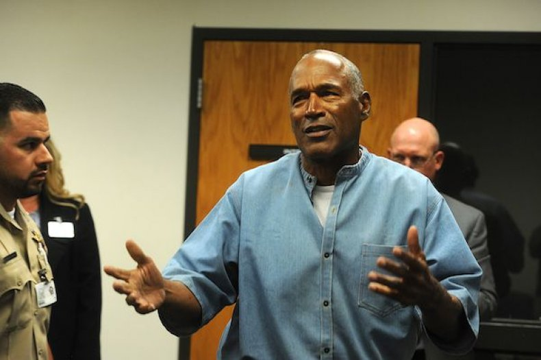 Watch First Clip of O.J. Simpson Interview